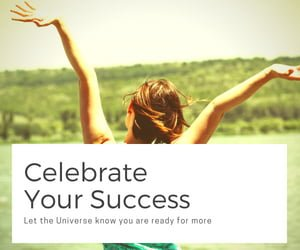 Celebrate your success